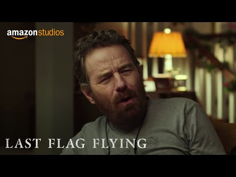 Last Flag Flying - Clip: A Decent Man | Amazon Studios