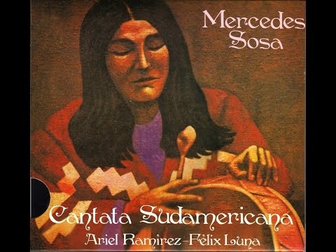 Un canto por ti, latinoamérica! Programa nº 9 - Cantata Sudamericana - Noviembre 2014