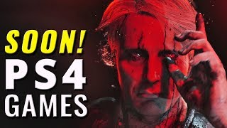 Top 44 Upcoming PS4 Games for 2018, 2019 & Beyond