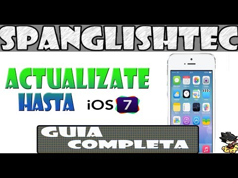 Actualizar tu IPhone.IPod y IPad hasta la Ultima Version de IOS 7! [Tutorial Completo].