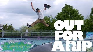 GIRL SKATEBOARDS: OUT FOR A RIP