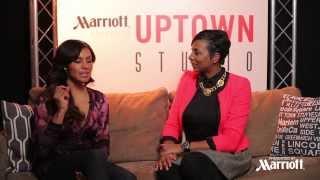 UPTOWN Studio: Chenoa Maxwell Talks OWN's New Docu-Series