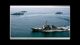 BREAKING NEWS: China Warns 2 American Warships in South China Sea