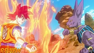 Dragon Ball Z: Battle of Gods - Dragon Ball Z Battle of Gods - Movie 14 Anime Review
