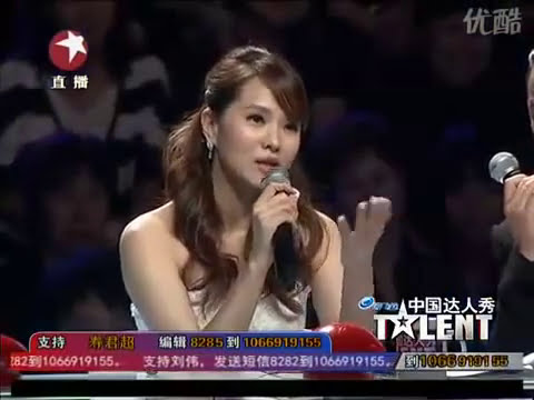 Vencedor do  China's Got Talent Final 2010   Armless Pianist Liu Wei Performed You Are Beautiful