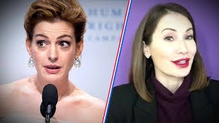 "Anne Hathaway: Trump is ""gassing"" ""legal"" asylum seekers | Amanda Head"