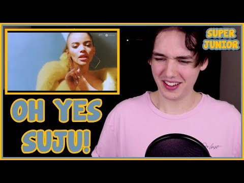 SUPER JUNIOR 'Lo Siento (Feat. Leslie Grace)' MV REACTION [A VIBE]