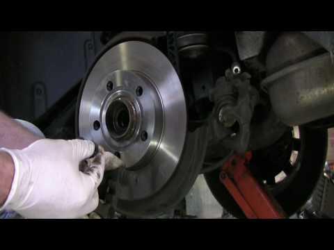 FKAutoWorks Audi A4 B5 1.8T Rear Brakes and Rear Wheel Bearings DVD