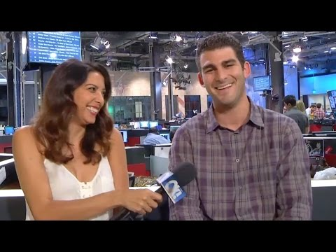 TMZ's Evan Rosenblum Talks Sports and his New Show | OK! TV Interview