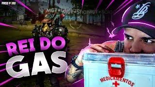 O REI DO GÁS! 27 KITS MEDICOS E FOGUEIRA FT GGEASY, SHARIN, BOLADO