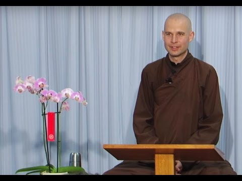 The Way Out Is In — Dharma Talk by Thầy Pháp Lưu (Br. Stream)