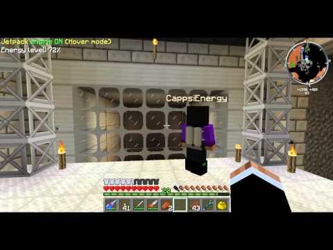 Minecraft - FTB - [HnH] - S01E10 - Iron tank a Cappsi