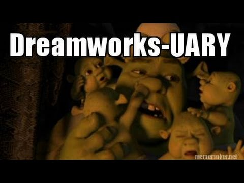 Dreamworks-uary - Shrek the Third
