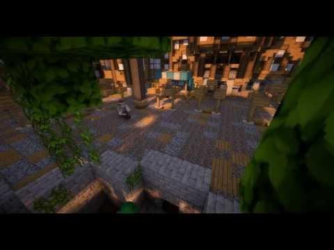 Minecraft HungerGames Server 1.8.2 [Cracked]