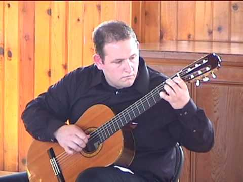 Fernando Sor - Etude In E Minor