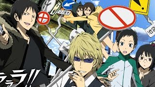 Everyone Is Badass In Durarara!!