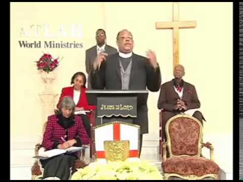 Crazy Pastor