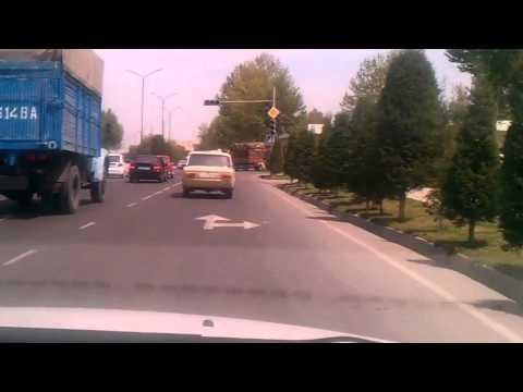 Улицы Самарканда 2012