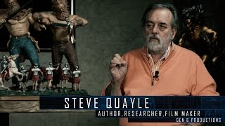 VIDEO: EXCLUSIVE STEVE QUAYLE 2017 HOLLOW EARTH CHRONICLES