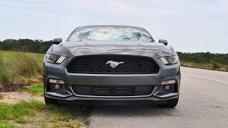 HD 0-60MPH Sprints - 2015 Ford Mustang EcoBoost Premium Automatic