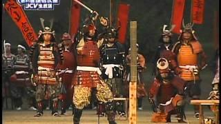 2010年 新潟上越 謙信公祭 奉納演武