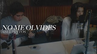 No me olvides - Cover