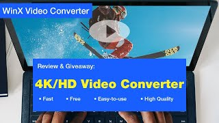 Free 4K 1080p Video Downloader, HD Video Converter - Review & Giveaway