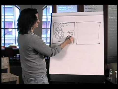 BONE Creator Jeff Smith Draws