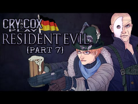 Cry n' Cox Play: Resident Evil 6 [Jake & Sherry] [P7]