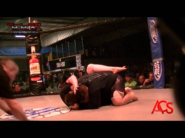 EXILED MMA and ACSLive.TV PRESENTS Justice Galloway Vs Shauna Lubbers