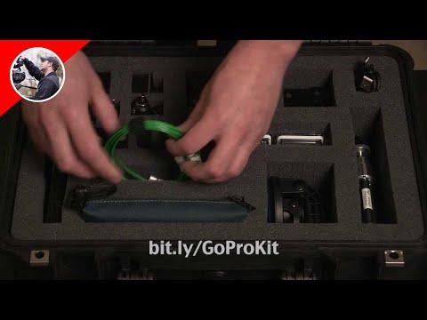DIY GoPro Tethers