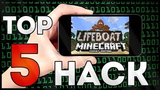 TOP 5 HACK PER MINECRAFT PE 0.14.2/0.15.0