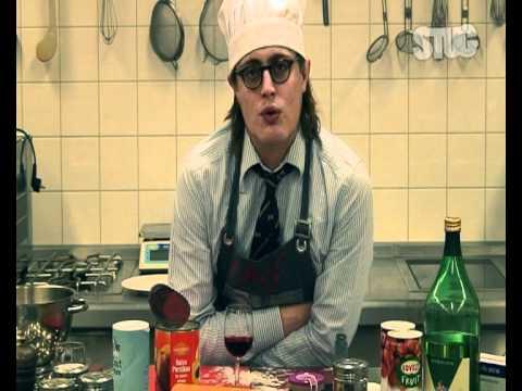 Stug chef roel pizza tutti frutti