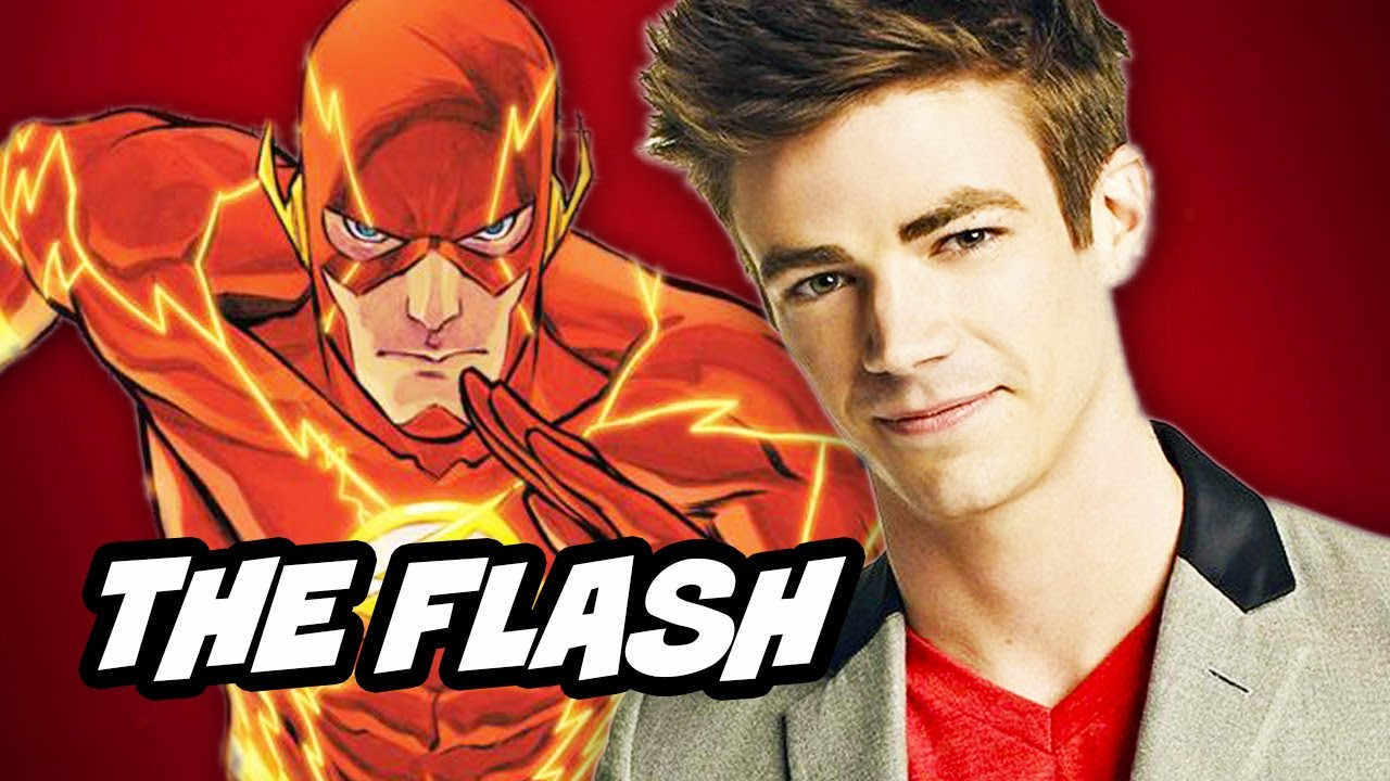 The flash tv series by hypergirl on deviantart