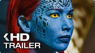 X-MEN: Dark Phoenix Trailer German Deutsch (2019)