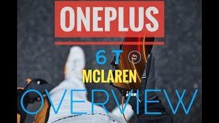 oneplus 6t mclaren overview.