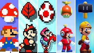 Super Mario Maker 2 - All Power-Ups