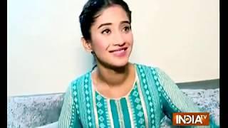 Yeh Rishta Kya Kehlata Hai actress Naira celebrates Diwali
