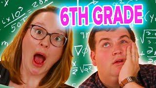 Drunk People Do 6th Grade Math