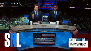 Weekend Update at the DNC - SNL