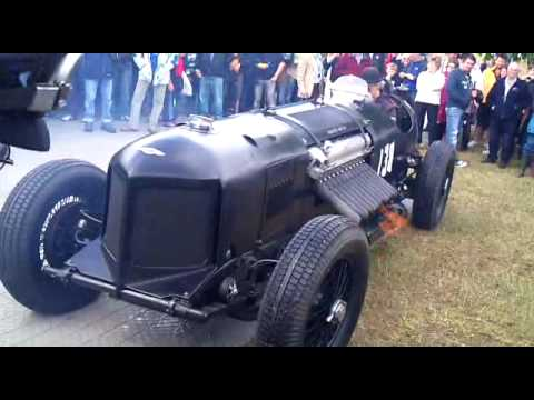 Spitfire Engined Bentley Bentley Packard V24 Engine