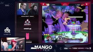Mang0 Analysis - Mang0/Armada Smash Summit 6: Weekly Melee Analysis