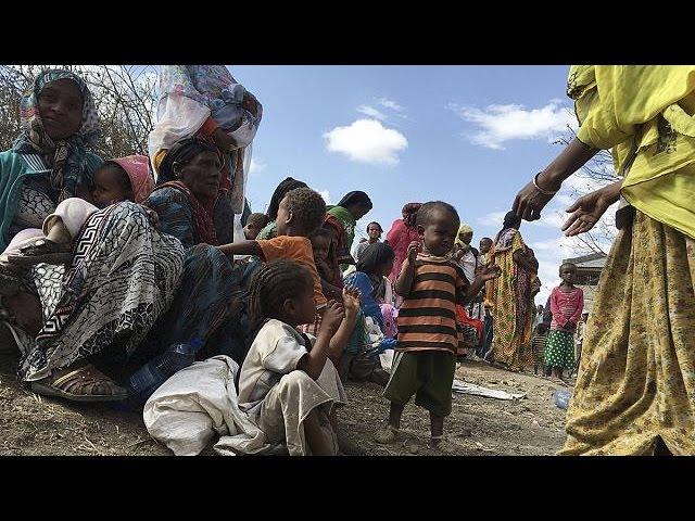 Etiópia precisa de ajuda alimentar urgente