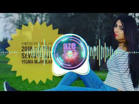 Həzin Mahnilar 2018 Ən Yeni Sevgiye Aid Yigma Mahnilar (Aze Play Muzik #12)