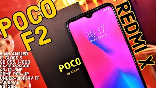 Xiaomi Poco F2 Leaked Specifications and Redmi X Flagship Phone With Pop Up Camera | Hindi