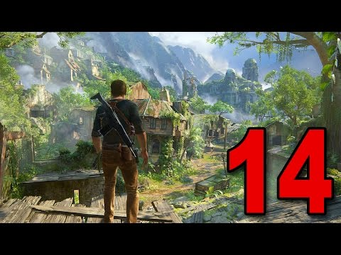 Uncharted 4 Walkthrough - Chapter 14 - Join Me in Paradise (Playstation 4 Gameplay)