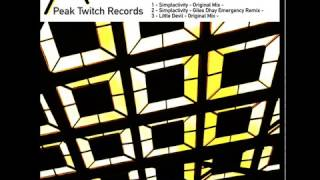 "Download Lagu Peak Twitch Records 01 - Karl Ritter - ""Simplactivity"" Original Mix Gratis STAFABAND"