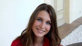 Silvia Mazzieri Miss Cinema 2010 testimonial di Vini nel Mondo 2011