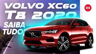 Volvo XC60 T8: um dos híbridos mais potentes do mercado