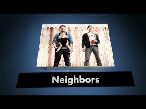 THE MOVIE ADDICT REVIEWS Neighbors (2014)